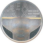 5 euros Sculpture (cuivre plaqué argent) – avers