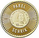 10 euros Michel de Ruyter – revers