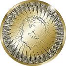 10 euros Traité d'Utrecht – avers