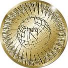 10 euros Traité d'Utrecht – revers