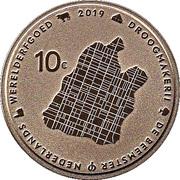 10 euros Beemster – revers