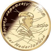 10 euros Jaap Eden – avers