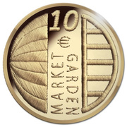10 euros Opération Market Garden – revers