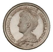 25 cents - Wilhelmina – avers