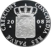 1 Ducat - Beatrix (Brabant; Silver Bullion Coinage) – avers