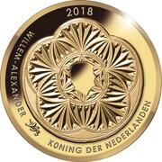 10 euros Leeuwarden – avers