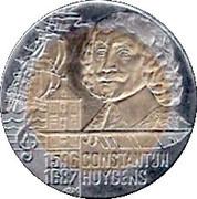 10 Euro - Beatrix (Const. Huygens) -  avers