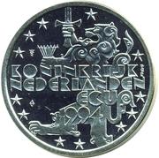 1 ECU - Beatrix (First men on the Moon) -  avers