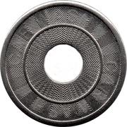 Jeton de lavage automobile - Car wash (20mm) – avers