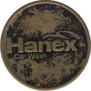 Token - Hanex (wasmunt) – revers