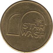 Car Wash Token - Star Wash – revers