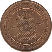 1 Coninx Tornoyse - Ambt van Over-Betuwe -  avers
