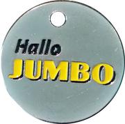 Jeton de chariot - Jumbo Supermarket – avers