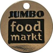 Jeton de chariot - Jumbo Supermarket – revers