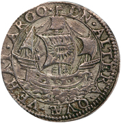 1 ducat Archiduc Ferdinand (Klagenfurt) – avers