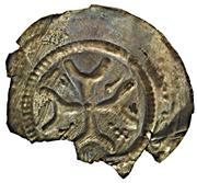 1 Brakteat - Heinrich I. – revers