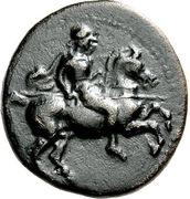 Chalkon (Pelinna) – avers