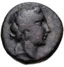 Dichalkon (Peparethos) – avers