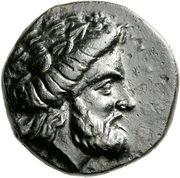 Chalkon (Peparethos) – avers