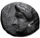 Bronze Æ12 (Peparethos) – avers