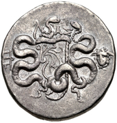 Tetradrachm (Pergamon) – revers