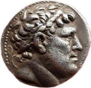 Tetradrachm - Eumenes I (Pergamon) 263-241 BC – avers