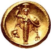 Stater (Pergamon) – revers