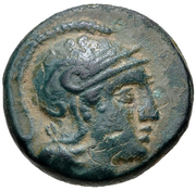 Bronze Æ12- Philetairos (Pergamon) – avers