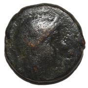 Chalkous - Philetairos - Pergamon – avers