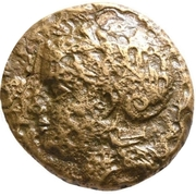 Bronze Æ16 (Pergamon) – avers