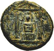 Bronze AE16 (Perge) – avers