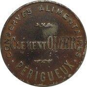 15 Centimes - Cément Obier - Périgueux [24] – avers