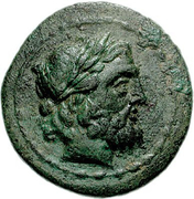 Bronze Æ21 (Perinthos) – avers