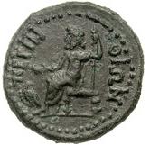 Bronze Æ25 (Perinthos) – revers