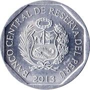 5 centimos -  avers