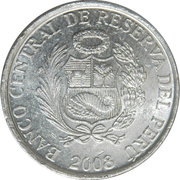 1 centimo -  avers