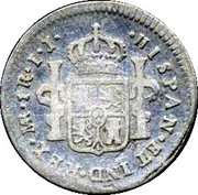 1 real Charles IV (type IV) – revers