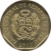20 centimos -  avers