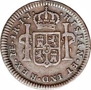1 real Charles IV (type IIII) – revers