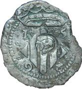 2 sols - Philippe II – avers