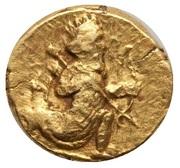 Double Daric - Temp. Mazaeus - Babylon Satrapy - 331-328 BC (Mazaeus reform - Alexandrine Empire) – avers
