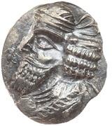 Drachm - Pakor II - 5-40 AD - Kingdom of Persis – avers