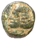 Chalkous - Pakor II - 5-40 AD - Kingdom of Persis – avers