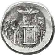 Tetradrachm - Vadfradad I