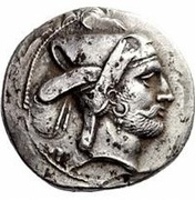 Tetradrachm - Bagadates I King of Persis - 300-200 BC (Seleucid sub-kingdom) – avers