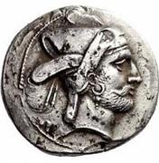 Tetradrachm - Bagadates I King of Persis - 300-200 BC (Seleucid sub-kingdom) – avers