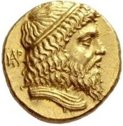 Stater - Andragoras - 245-238 BC (Satrap of Parthia) – avers