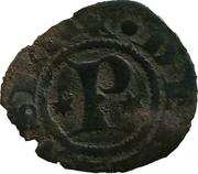 Denaro Picciolo (1st Type) – avers