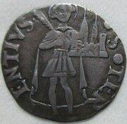 Terzo di Grosso - Constanzo I Sforza – revers