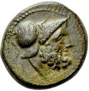 Bronze Æ17 (Petelia) – avers